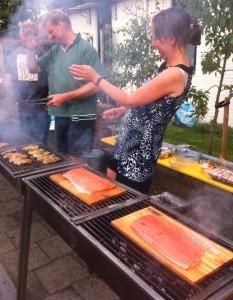 Buurt BBQ | notafraidofbutter.nl