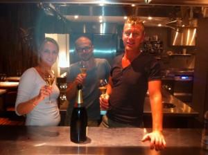 Carolien, Mathieu en Floris 'In de keuken van Floris' | www.notafraidofbutter.nl