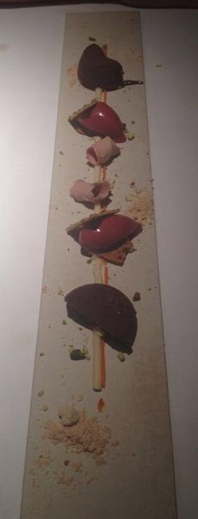 dessert, In de keuken van Floris