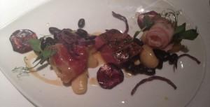 voor spek en bonen, In de keuken van Floris