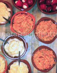 notafraidofbutter.nl | tomato tapenade
