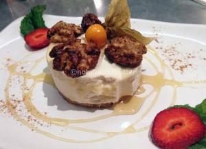notafraidofbutter.nl | Barcelona -cheesecake a la catalana@Teresa Carles