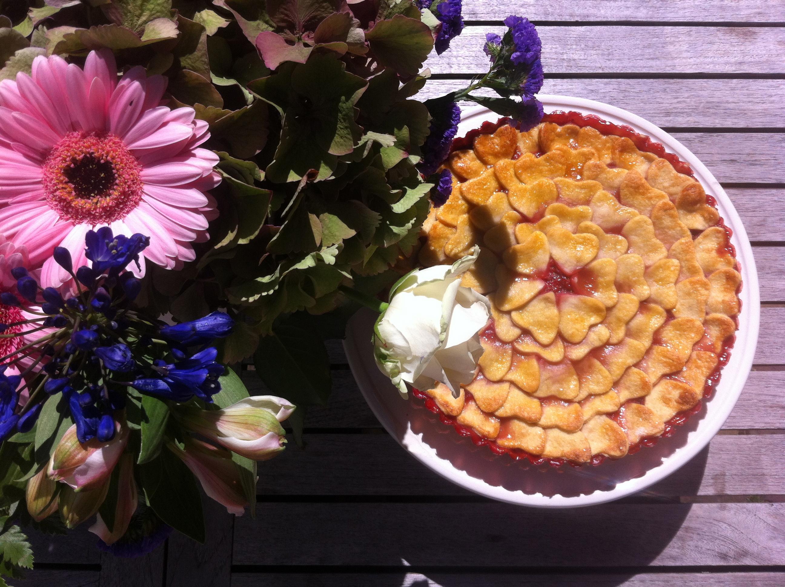 strawberry pie | more recipes at notafraidofbutter.nl