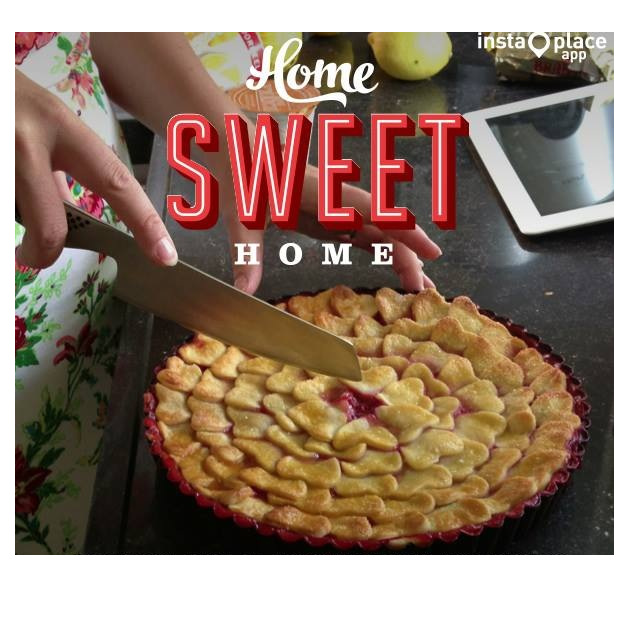 home sweet strawberry pie   more recipes at notafraidofbutter.nl