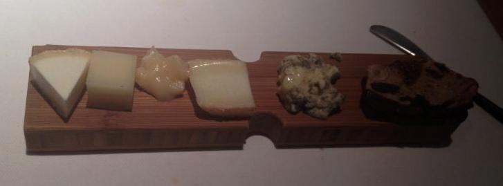 selection de fromage, In de keuken van Floris