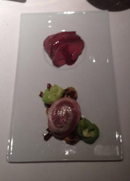 Parelhoen, In de keuken van Floris