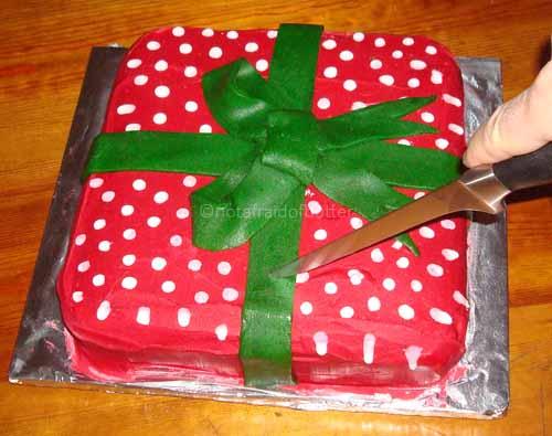 notafraidofbutter.nl | Classic Chrismas cake